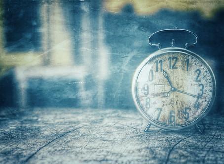 Somos todos filhos do tempo