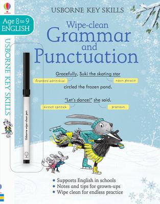 Usborne Key Skills 8-9 Grammar and Punctuation © Usborne Publishing