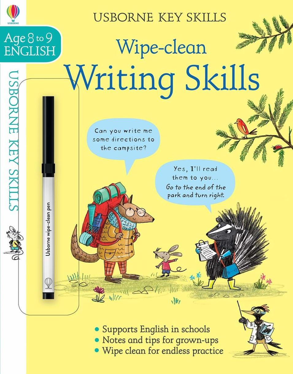 Usborne Key Skills 8-9 Creative Writing © Usborne Publishing