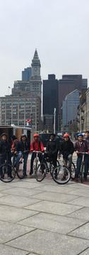 Thank you to Boston Bikes!