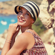 Chapeau Cap-Ferret rayé