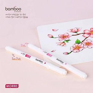 Morris MWM-101 bamboo color pen