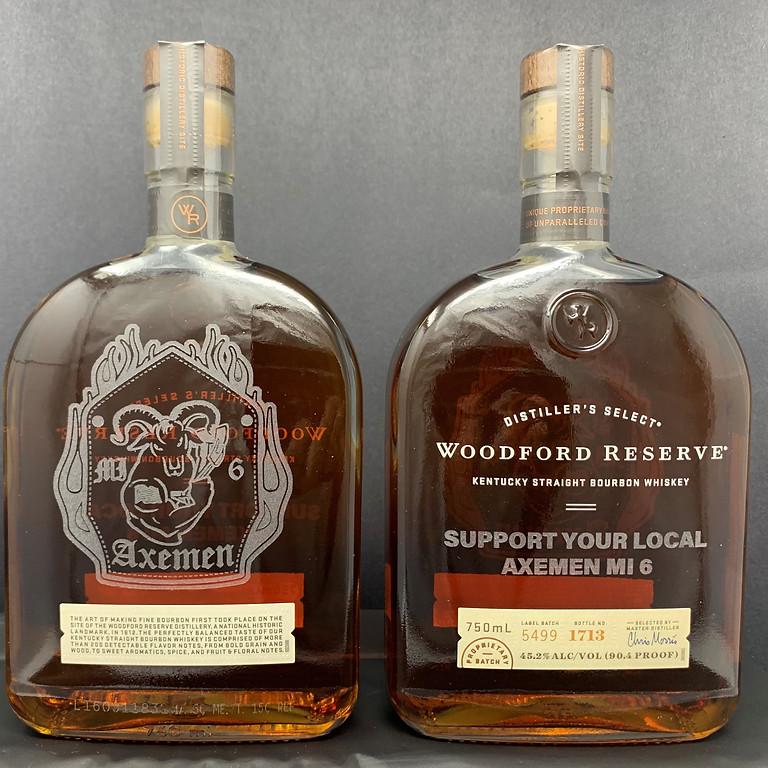 Axemen M/C MI 6 Bourbon Sale