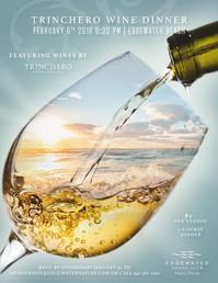 2018 Edgewater Trinchero Wine Dinner