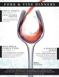 2018 LBKC Wine Dinners