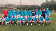 Gizonezko senior taldeak aurredenboraldia hasi du / El senior masculino comienza la pretemporada