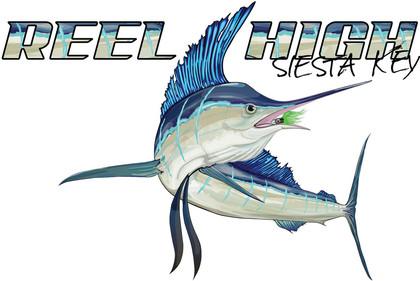 2015 Reel High Logo