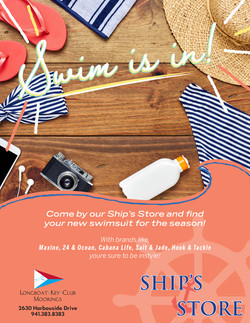 2019 Ship's Store Ad