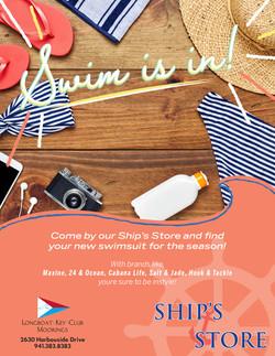 2019 Ship's Store Ad