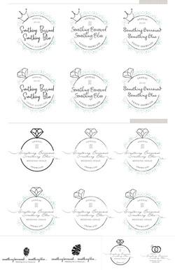 Something-Borrowed-logo-process-Web