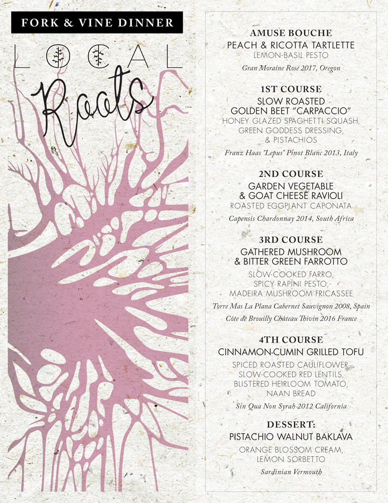 Local Roots Menu Mock up