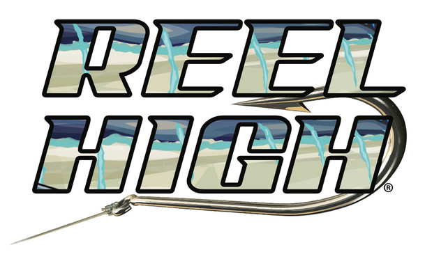 Reel High Sailfish Sleeve Logo