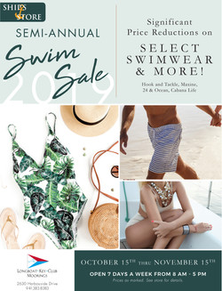 2019 LBKC Ship's Store Swim Sale