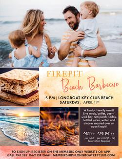2020 LBKC Firpit Beach BBQ