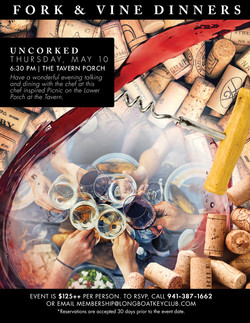 2018 Uncorked Event Design