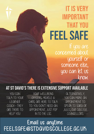 WORRY LESS: WE ARE HERE FOR YOU, HERE'S HOW TO ACCESS HELP