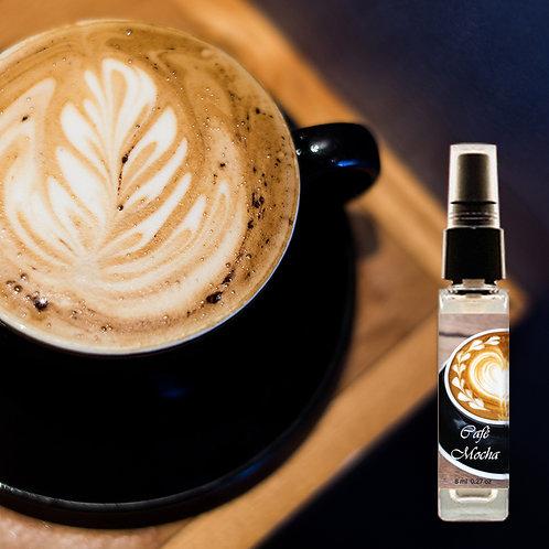 Cafe Mocha Alcohol Free Perfume Coffee Fragrance
