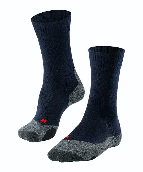 FALKE TK2 Herren Wander-Socken /blau