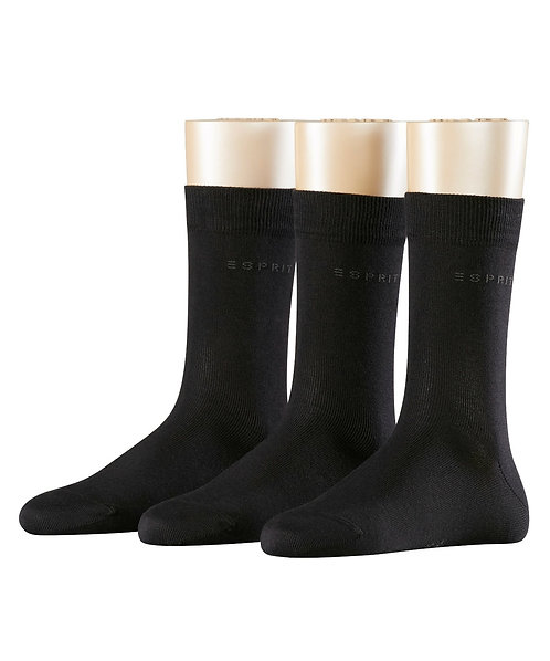 Esprit Uni 3-Pack Damen Socken