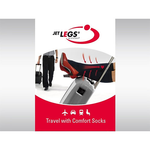JET LEGS Travel Socks