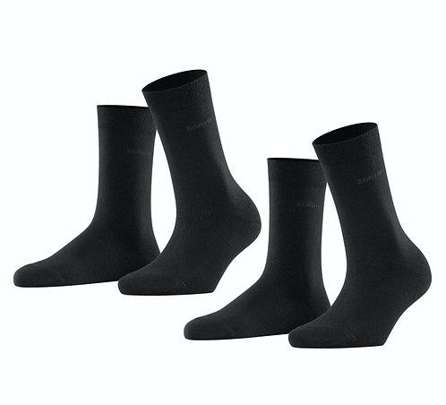 Esprit Comfort Socks  2-Pack