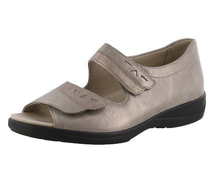 Solidus Lia Ferse geschlosen Sandale Hausschuh