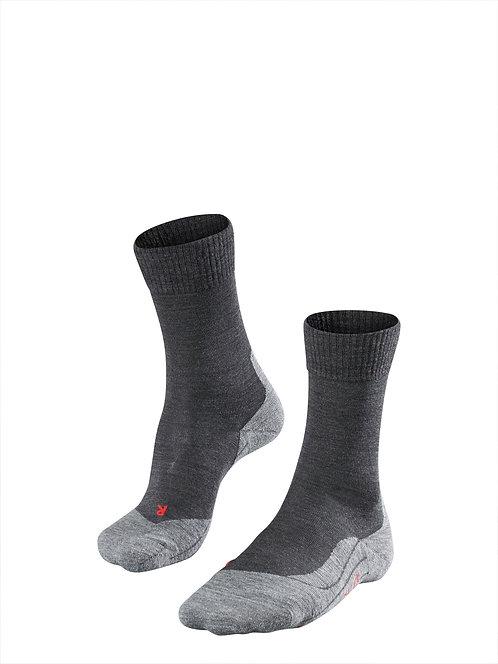 FALKE TK5 Herren Wander- Socken / schwarz oder grün