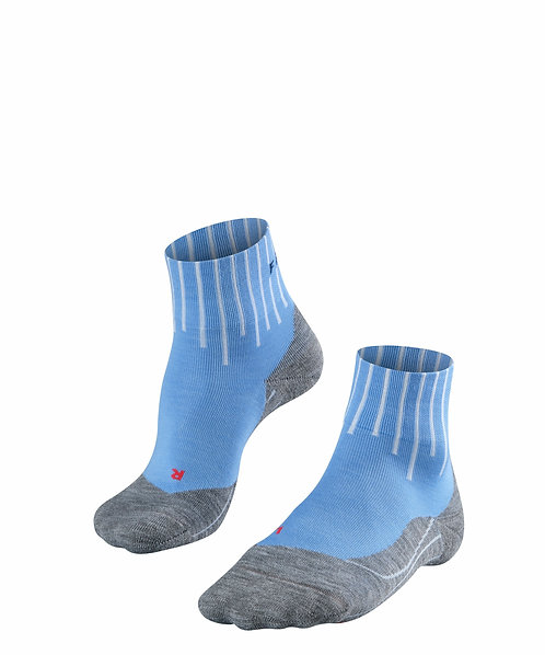 FALKE TK5 Short  Damen Socken Städtereisen oder Freizeitaktivitäten