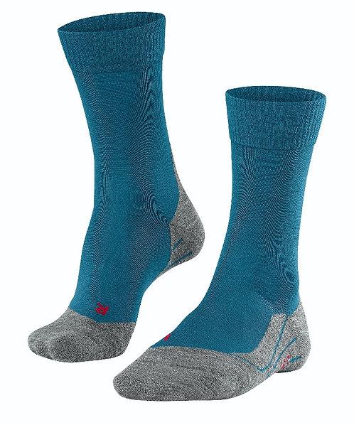 FALKE TK5 Herren Wander- Socken / galaxy blue