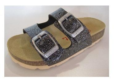 Superfit Mädchen Tieffussbett Sandale mit Schnalle