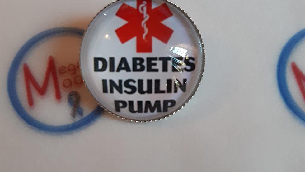 Diabetic Awareness Badges