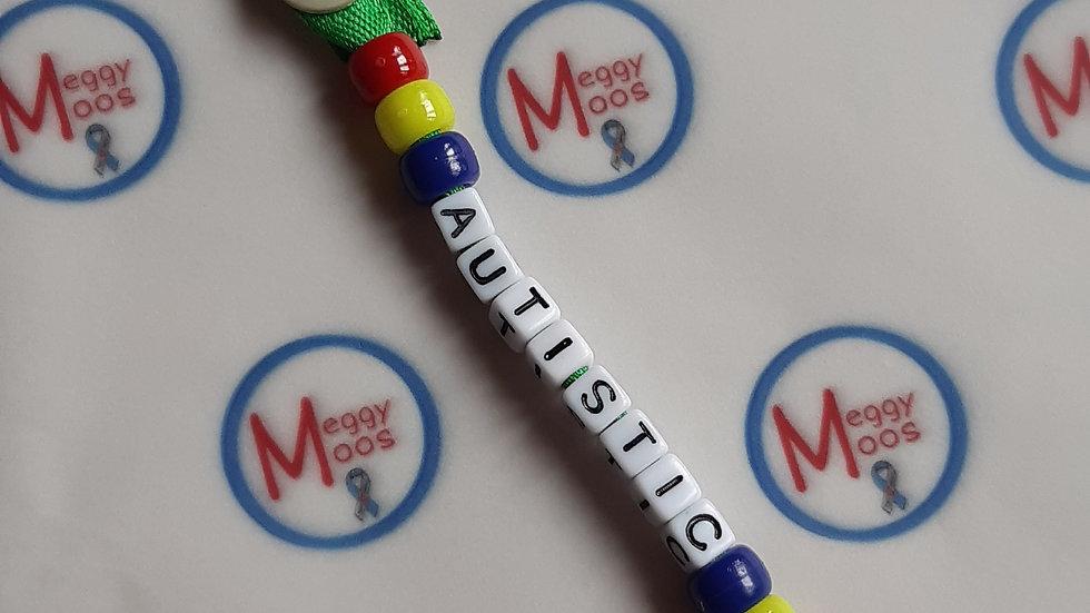 Autistic Keyring