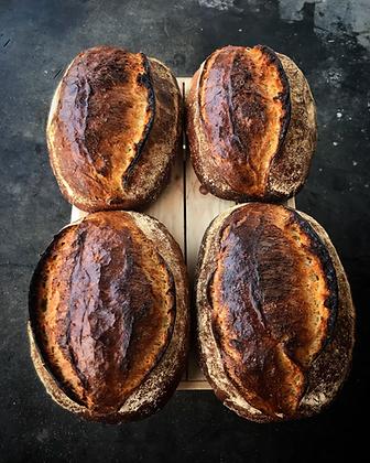 Country Bread / לחם קאנטרי (כפרי) / 740 גרם