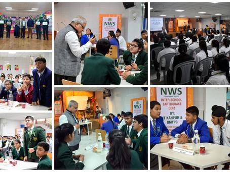 Inter School Quiz based on IITK-BMTPC Earthquake Tips 2019