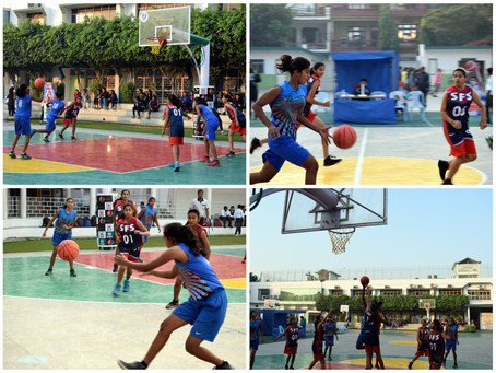 B-League Inter School State Championship at NWS