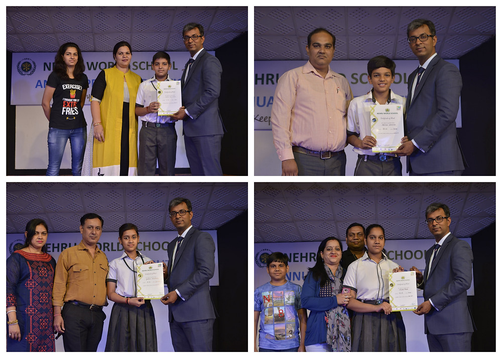 Annual Prize Distribution Classes 7 to 9