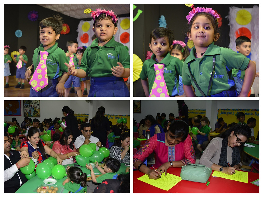 Parents Day Slot 2 - Pre Primary