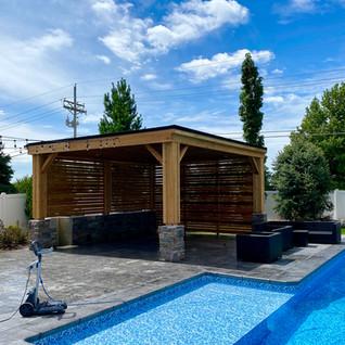Poolhouse Pavilion