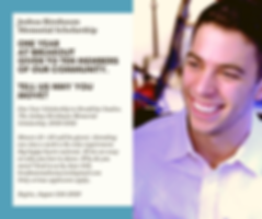 Joshua Birnbaum Memorial Scholarship.png