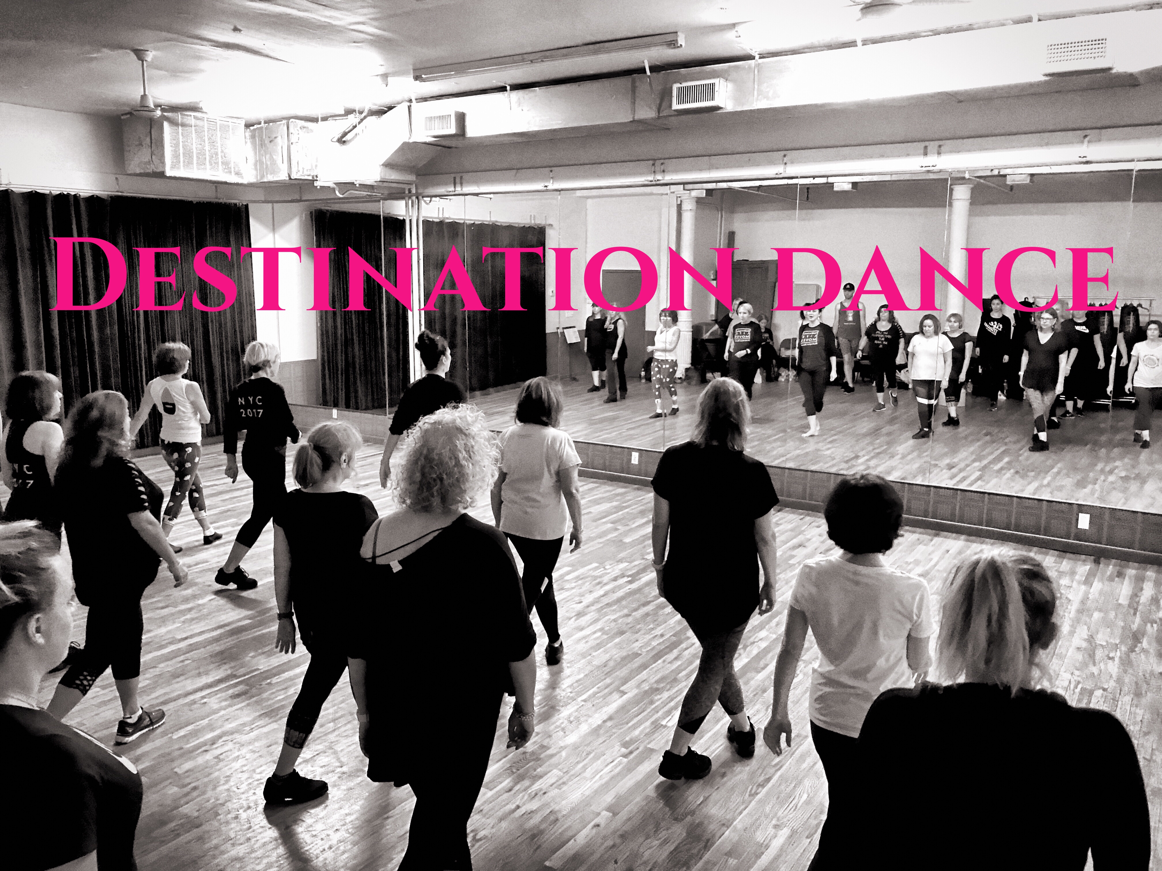 Destination Dance 2017