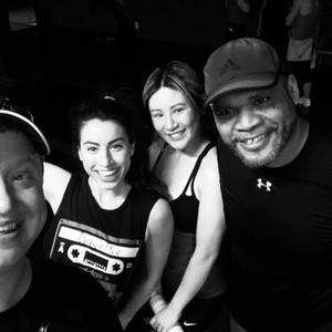 Todd, Kyla, Natasha and Marc