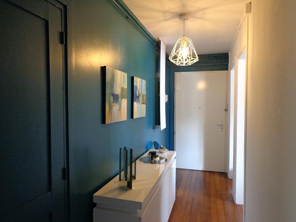 Laure Gaillot-Drevon | Réalisations | Rénovation Appartement V