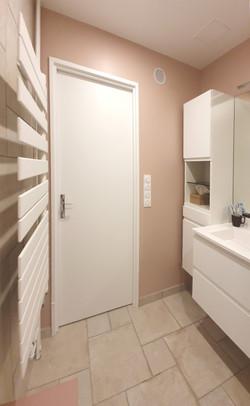 rénovation moderne salle de bain versailles architecte d'intérieur laure gaillot-drevon  (