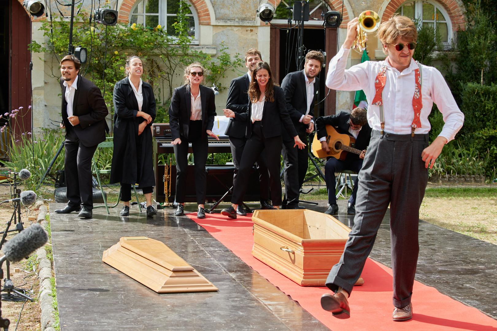Cabaret Boris Vian
