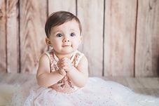 Séance photos bébé assis 6-9 mois