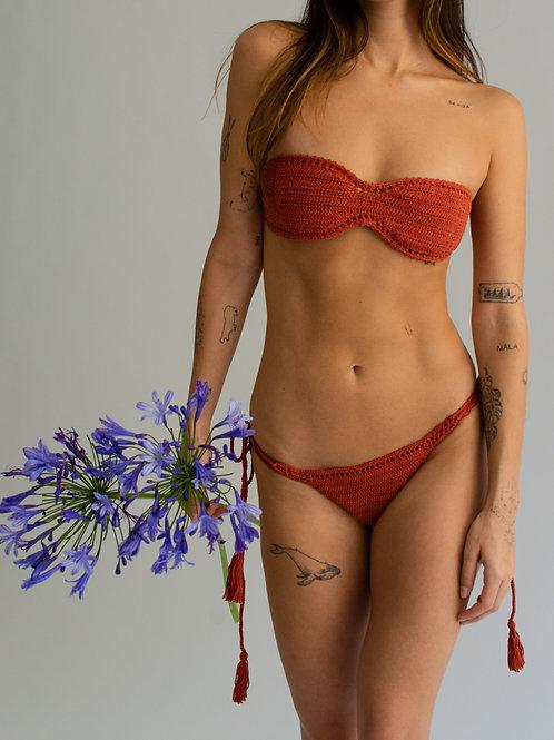 Tulum bikini tierra