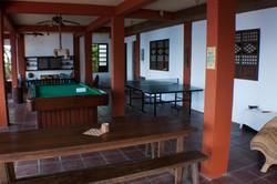Game table pool & pingpong