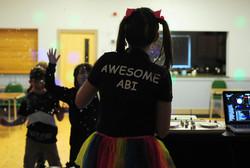 Awesome Abi!