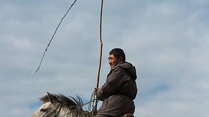Horseman, Inner Mongolia