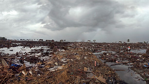 Banda Aceh Tsunami Devestation